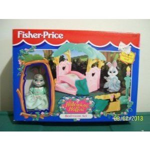 Fisher Price (フィッシャープライス) Hideaway Hollow Bedroom Set