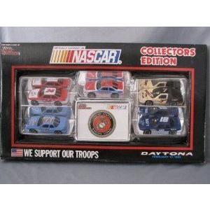 Nascar (ナスカー) Daytona (デイトナ), February 17, 1991 U.S. Marine Corps Collector's Edition ミニ