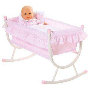 Corolle (コロール) Les Classiques Nursery Cradle ドール 人形 フィギュア