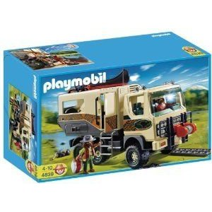 Playmobil - Adventure Truck 4839