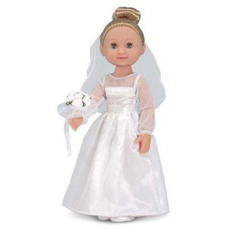 Lindsay - 14 Bride Doll