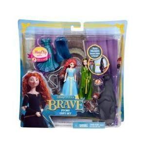 Brave Disney (ディズニー)Pixar (ピクサー) Story Gift Set ドール 人形 フィギュア