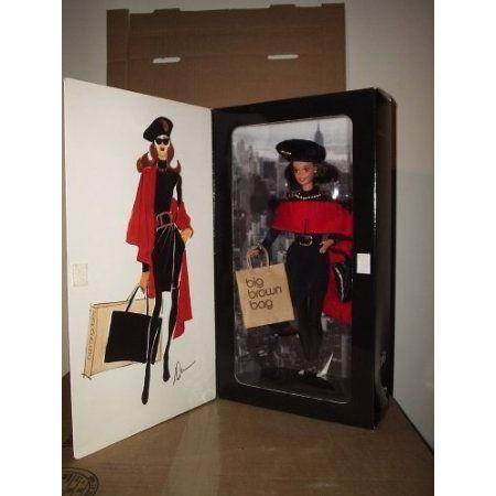 Donna Karan Barbie(バービー) Bloomingdales 限定品 ドール 人形 フィギュア