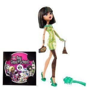 Monster High (モンスターハイ) Dawn Of The Dance Cleo De Nile Doll ドール 人形 フィギュア