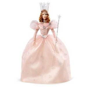 NEW Kids' Girls Barbie(バービー) Doll Collection Toy The Wizard of Oz Glinda Barbie(バービー) Doll