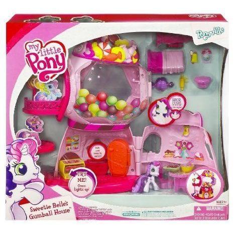 My Little Pony (マイリトルポニー) - Ponyville - Sweetie Belle Gumball House