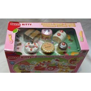 Hello Kitty (ハローキティ) Cake Candy Kitchen