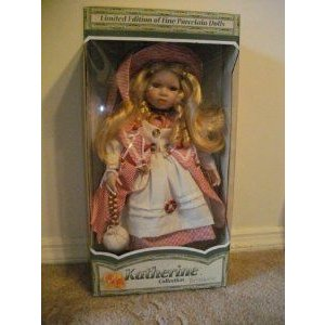 Timeless Treasures Katherine Special Edition Genuine Porcelain Doll ドール 人形 フィギュア