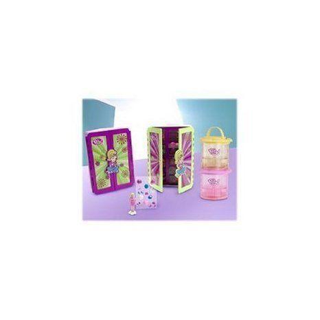 Polly Pocket: Cruisin' Closet Playset ドール 人形 フィギュア