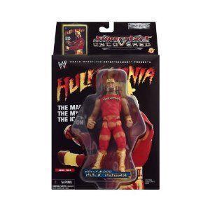 WWE (プロレス) Superstars Uncove赤 - Hollywood Hulk Hogan