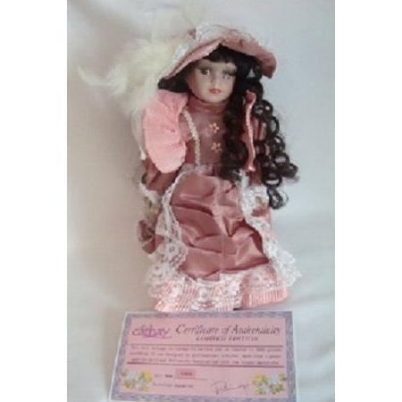 12 Inch Porcelain Doll ,Alicin ドール 人形 フィギュア