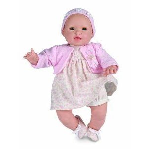 Breast Milk Baby Breastfeeding Doll Savannah Dressed for Church 20-inches ドール 人形 フィギュア