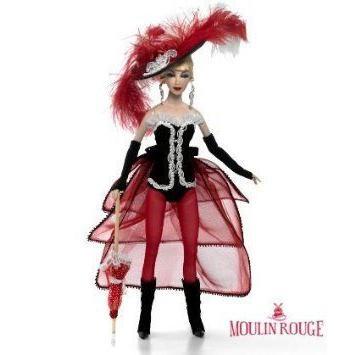 Moulin Rouge 1962 Dancer 16