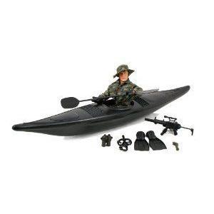 World Peacekeepers Military Kayak 12