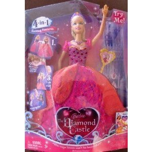 Barbie(バービー) & The Diamond Castle PRINCESS LIANA DOLL (Blonde) w LIGHTS & SINGING Features (20