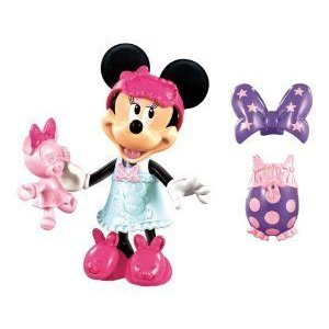 Fisher-Price (フィッシャープライス) Disney's (ディズニー) Sleep Over Bowtique Minnie Mouse