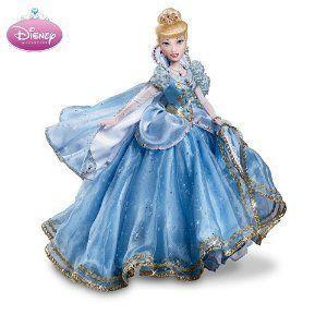 Cinderella シンデレラ Ball-Jointed Fashion Doll by Ashton Drake ドール 人形 おもちゃ