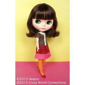 Blythe (ブライス) Doll Neo Blythe (ブライス) Simply Chocolate ドール 人形 フィギュア