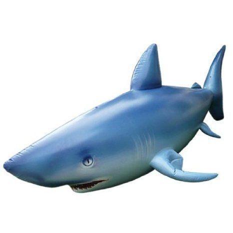 Wmu Life Like Shark (Pack Of 2)