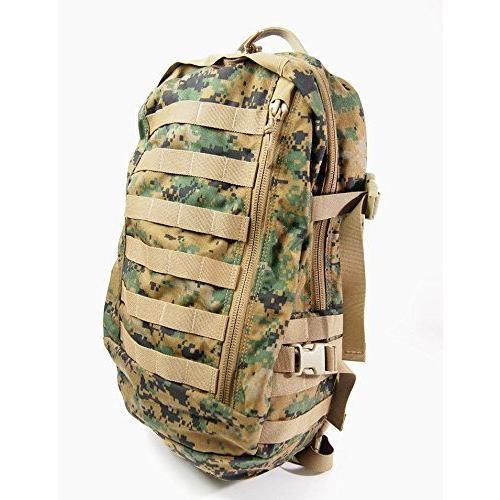 『1年保証』 USMC ILBE (designed by Arc'teryx) Military MARPAT Assault BackPack アサルトパック, インポートマルシェ 06ade2e0