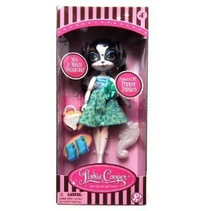 The Bridge Direct ピンクie Cooper Runway Pepper Parson Collection Doll ドール 人形 フィギュア