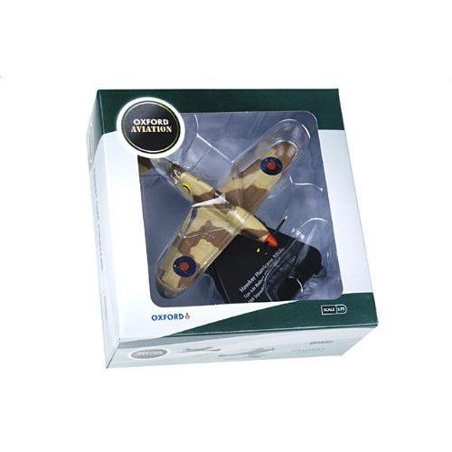 1:72 オクスフォード アビエーション AC018 Hawker Hurricane Mk II ダイキャスト モデル RAF No.249 Sqn