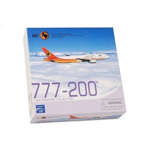 1:400 ドラゴンモデルズ 55194 ボーイング 777-200 ダイキャスト モデル TAAG D2-TEE