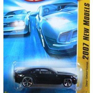 2007 New Models #2 Chevy (シボレー) Camaro (カマロ) (カマロ) Concept 黒 #2007-2 Collectible コ