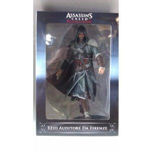 Assassins Creed (アサシンクリード) Revelations 9 インチ PVC アクションフィギュア 人形 Ezio Auditor