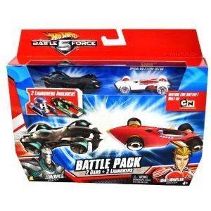 Hot Wheels (ホットウィール) Battle Force 5 Battle Talking Zelix Zemerik ミニカー ダイキャスト 車