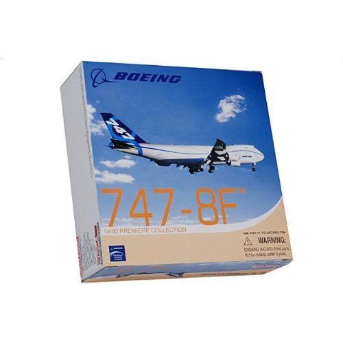 1:400 ドラゴンモデルズ 56220 ボーイング 747-8F ダイキャスト モデル ボーイング 2011