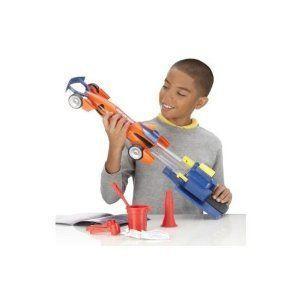 HOT WHEELS (ホットウィール) Rocket Car Science Kit ミニカー ミニチュア 模型 プレイセット自動車 ダ