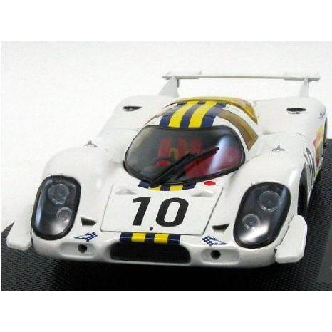 Ebbro 43742 Porsche (ポルシェ) 917 Le Mans 1969 No. 10 (白い) 1/43 scale ミニカー ダイキャスト 車