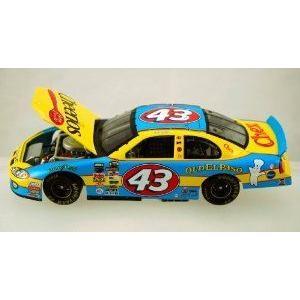 Action - 2004 - Nascar (ナスカー) - Jeff 緑 #43 - Cheerios 2004 Dodge (ドッジ) Intrepid - 1:24