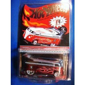 Hot Wheels (ホットウィール) 2005 RLC Club: VW Drug Bus