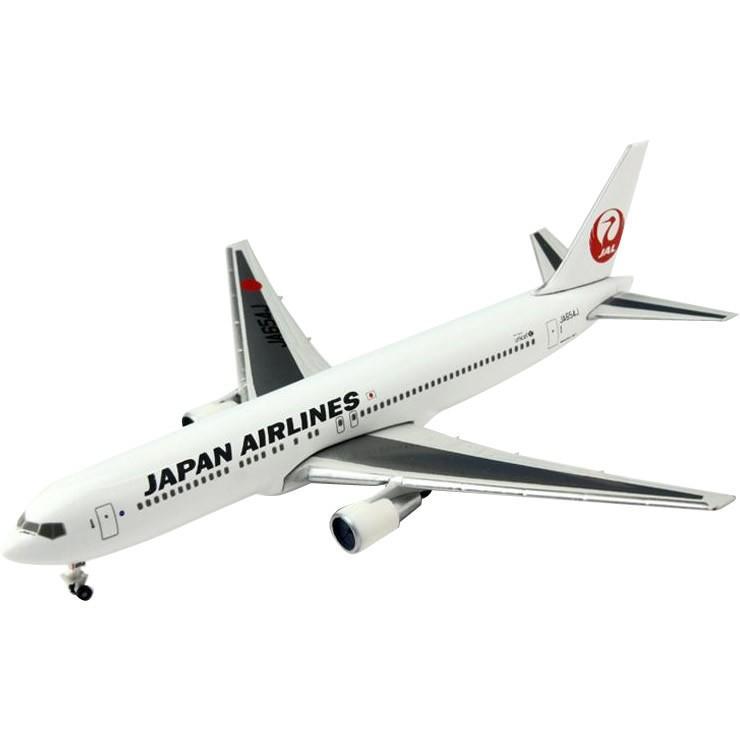 JAL/日本航空 B767-300 JAL JA634J 1/500スケール BJE3000