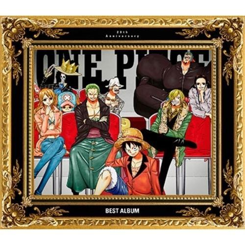 ONE PIECE 20th Anniversary BEST ALBUM(初回.. /  (CD)|vanda