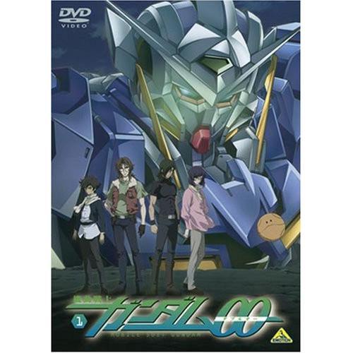 機動戦士ガンダムOO 1 / ガンダムOO (DVD)|vanda