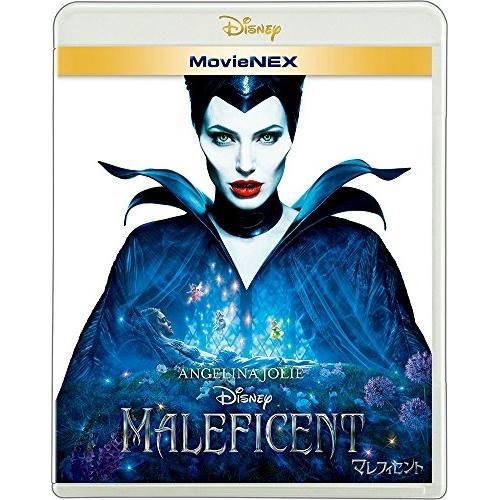 マレフィセント MovieNEX ブルーレイ+DVDセット / アンジェリーナ・ジョリー (Blu-ray)|vanda