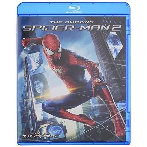 アメイジング・スパイダーマン2(Blu-ray Disc) / アンドリュー・ガーフィールド (Blu-ray)|vanda