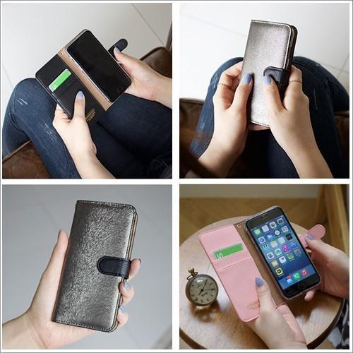 iPhone SE 第2世代 / X / 8 / 7 手帳型 7 Plus 8 Plus  スマホケース アイフォン  iPhoneSE 5s 6s Plus ストラップ  カード収納 CALF フリップ ネコポス vaniastore 03