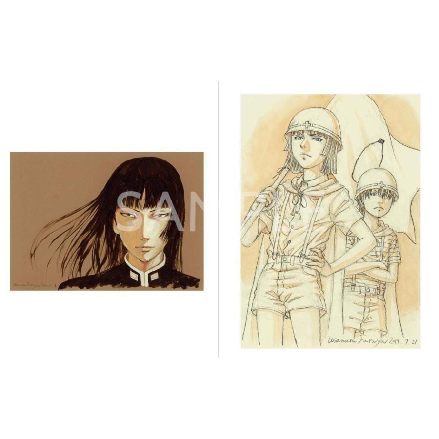 古屋兎丸 展示会カタログ『FURUYA USAMARU DRAWING188』★サイン入り★ vanilla-gallery 12