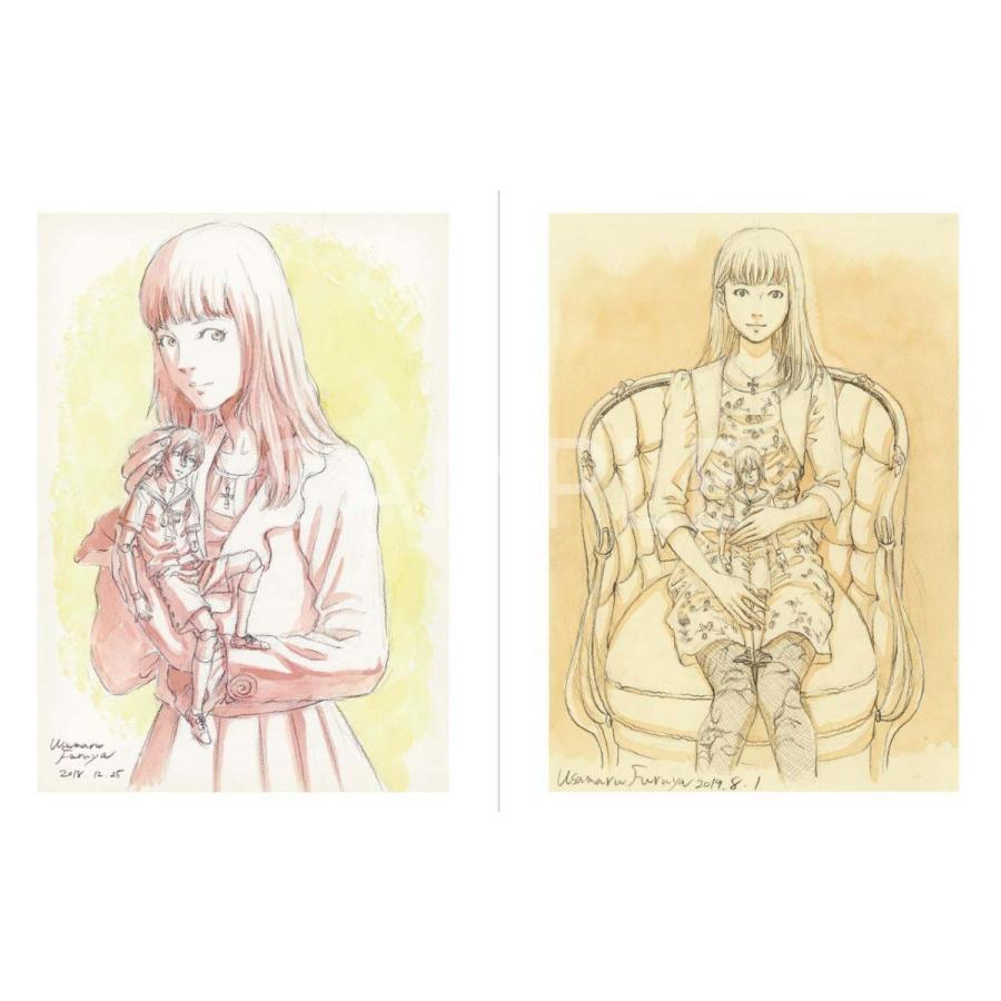 古屋兎丸 展示会カタログ『FURUYA USAMARU DRAWING188』★サイン入り★ vanilla-gallery 08