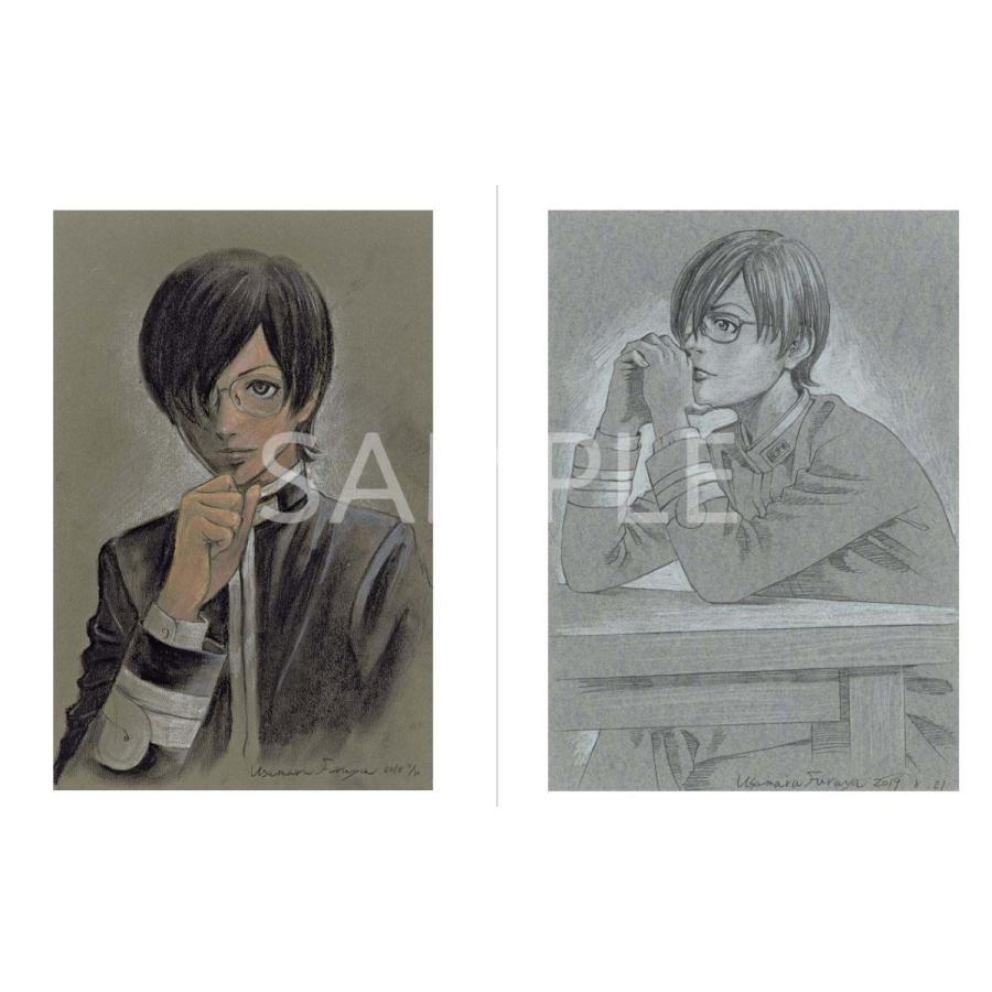 古屋兎丸 展示会カタログ『FURUYA USAMARU DRAWING188』★サイン入り★ vanilla-gallery 10