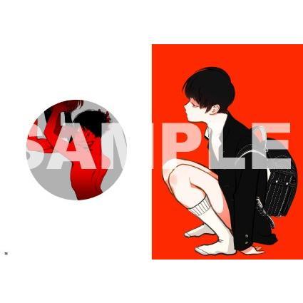 はらだ ミニ画集『HKL』|vanilla-gallery|04