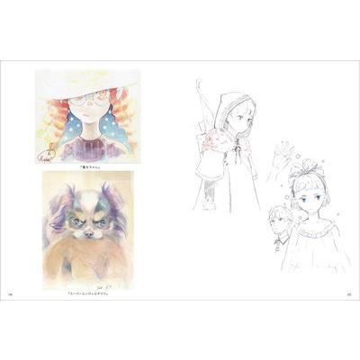 水溜鳥 画集『まどろみの夢と光の箱庭』|vanilla-gallery|09