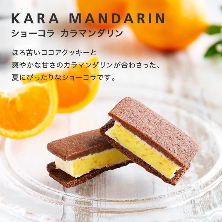 サマーギフト8個入(送料込) [8/16着迄] vanillabeansyokohama 04