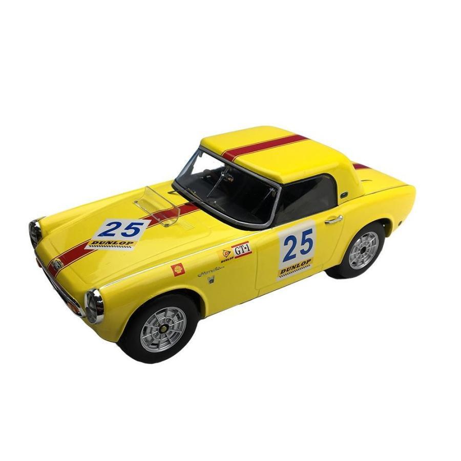 First18/ファースト18 ホンダ S800 レーシング 1968年鈴鹿12時間 1/18スケール F18-015 車 コレクション モデルカー