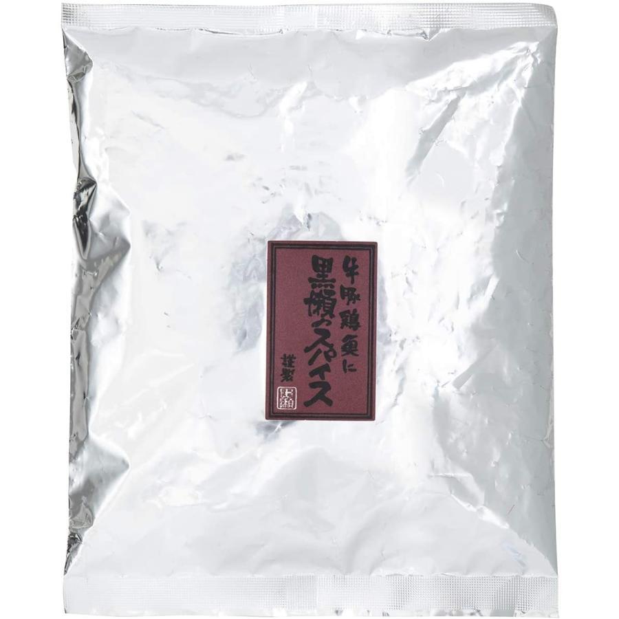 黒瀬のスパイス 万能調味料 黒瀬食鳥 かしわ屋くろせ  袋タイプ 250g  送料無料|vape-land