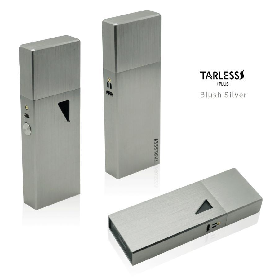 低温加熱式タバコ スターターキット たばこカプセル対応 TARLESS PLUS ターレスプラス リキッド2本付き ベプログ vapecollection 04
